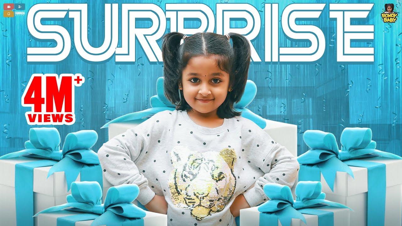 Download Rowdy Baby's Surprise || Chutti Kuzhandhai || The Mix Tamil
