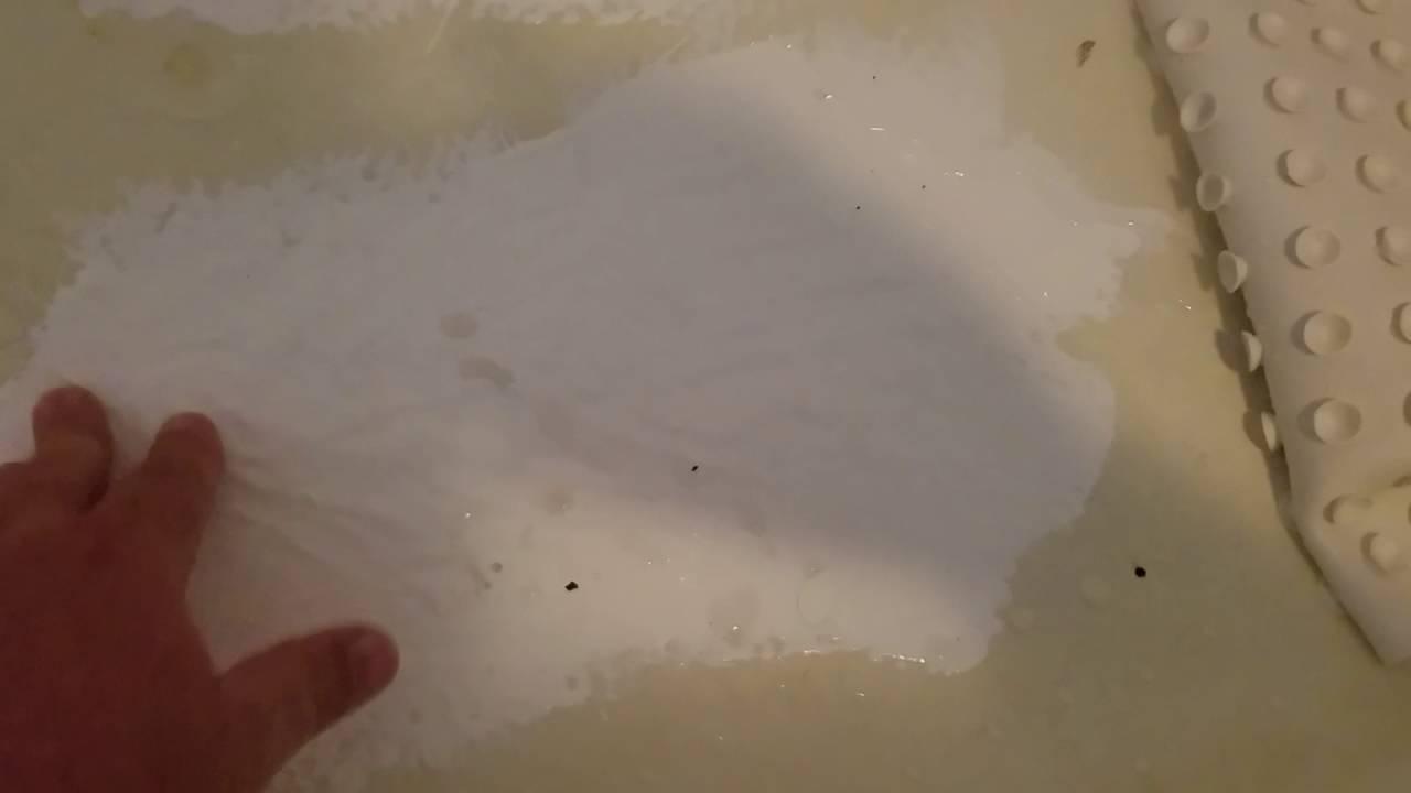 Bathtub Repair With Flex Seal Youtube