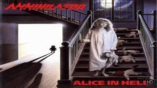Annihilator -Alison Hell [HQ]
