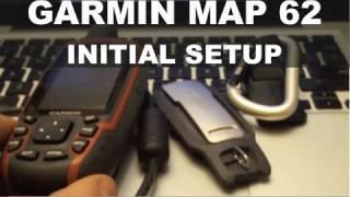 видео GPSMAP 62