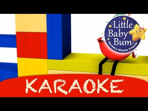 Humpty Dumpty | Karaoke Version With Lyrics HD from LittleBabyBum!