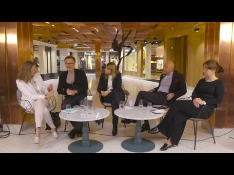 Paleet Shop Talks 28.04.2016: Kan norsk mote bli det nye gullet?