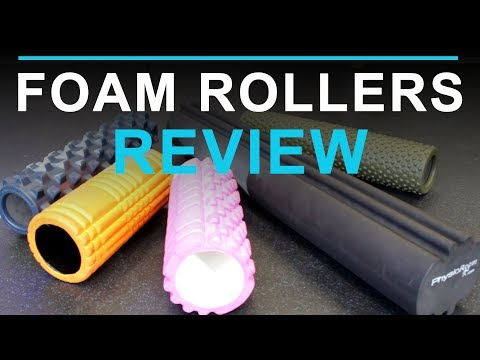 Foam Rollers Review: Differences Between Foam Rollers