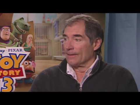 Toy Story 3 Timothy Dalton Mr Pricklepants Joan Cusack