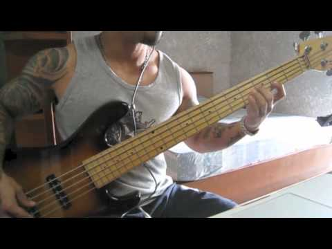 Come On Eileen Save Ferris Bass Cover Youtube