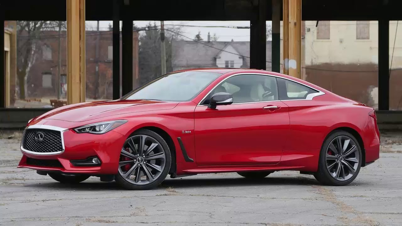 full review   2019 infiniti q60 red sport review