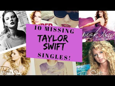 10 TAYLOR SWIFT songs that should have been singles ian&39;s Review