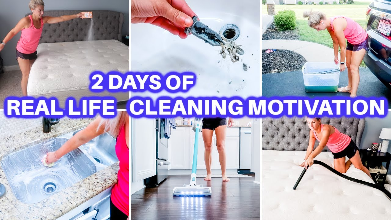 🥰 *SUPER MOTIVATING* EXTREME CLEAN WITH ME 2021 | DAYS OF SPEED CLEANING MOTIVATION | HOMEMAKING