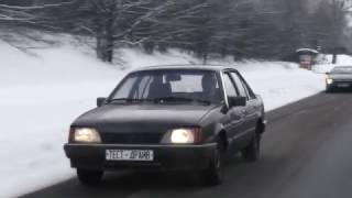 Opel Rekord рассказ