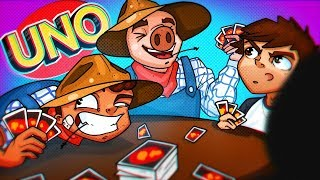 HILLBILLY BROTHERS TEAMING UP! - UNO FUNNY MOMENTS thumbnail