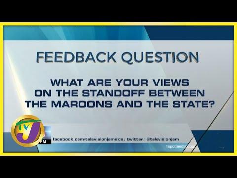 Feedback Question | TVJ News - August 12 2021