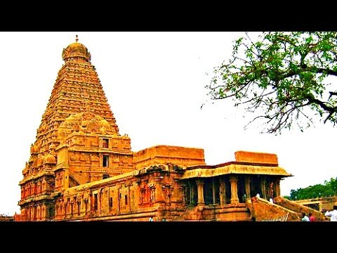 Brihadeeswarar Temple In Thanjavur India 2014 Hd Youtube