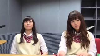 SKE48 150423 後藤理沙子vs竹内舞