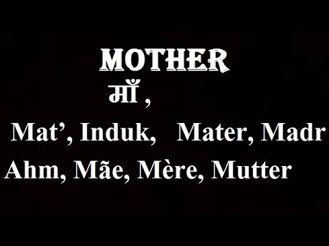 NEVER EVER IGNORE HER | MOTHER |