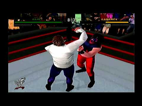 WWF Attitude: Career Mode With Kane