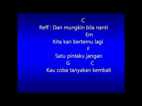 PeterpanMungkin Nanti Chord + Lyrics