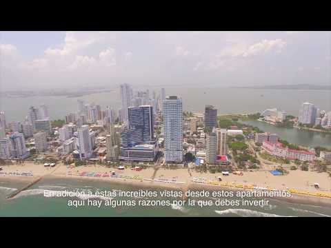 Luxury Investment Real Estate in Cartagena, Colombia