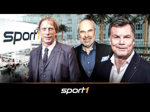 Ganze Folge CHECK24 Doppelpass mit Wolfgang Holzhäuser und Christoph Daum | SPORT1