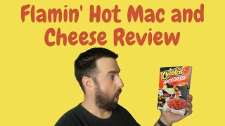Flamin' Hot Mac and Cheese Review  Is it Hot? Is it Good on a Sandwich?