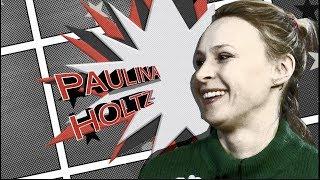 PAULINA HOLTZ nie boi się broni!