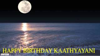 Kaathyayani  Moon La Luna - Happy Birthday