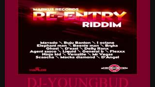 RE-ENTRY RIDDIM MARKUS RECORS MAY 2013 @DJ-YOUNGBUD