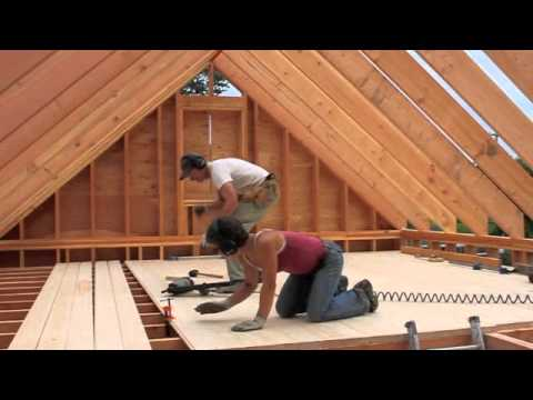 The Small House Catalog How To Lay A Dance Floor Youtube