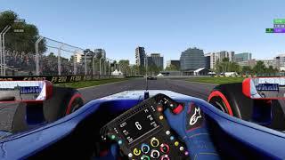 F1 2017 Australia Torro Rosso