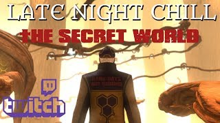 Late Night Chill Live - The Secret World (Info, Opinions, Clothing Transfers & More)