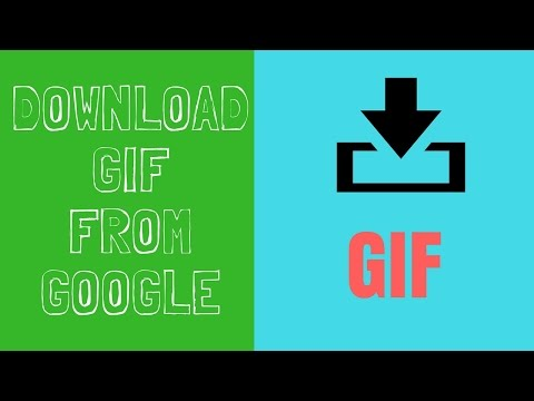 How To Download GIF From Google On PC