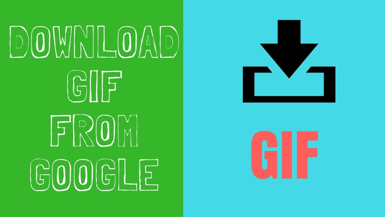 How to download a gif from twitter? Gif faq.