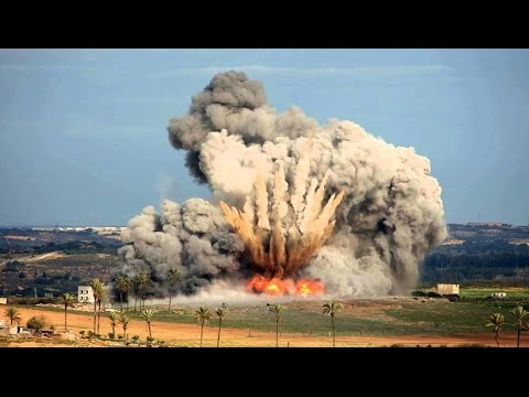 Big story: 'Mother of all bombs' hits ISIS caves