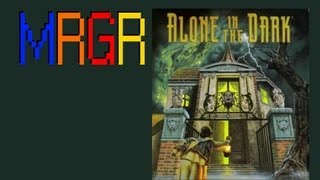 Alone In The Dark Review (DOS)