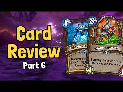 5 New Class Cards - Boomsday Review Part 6 - Hearthstone