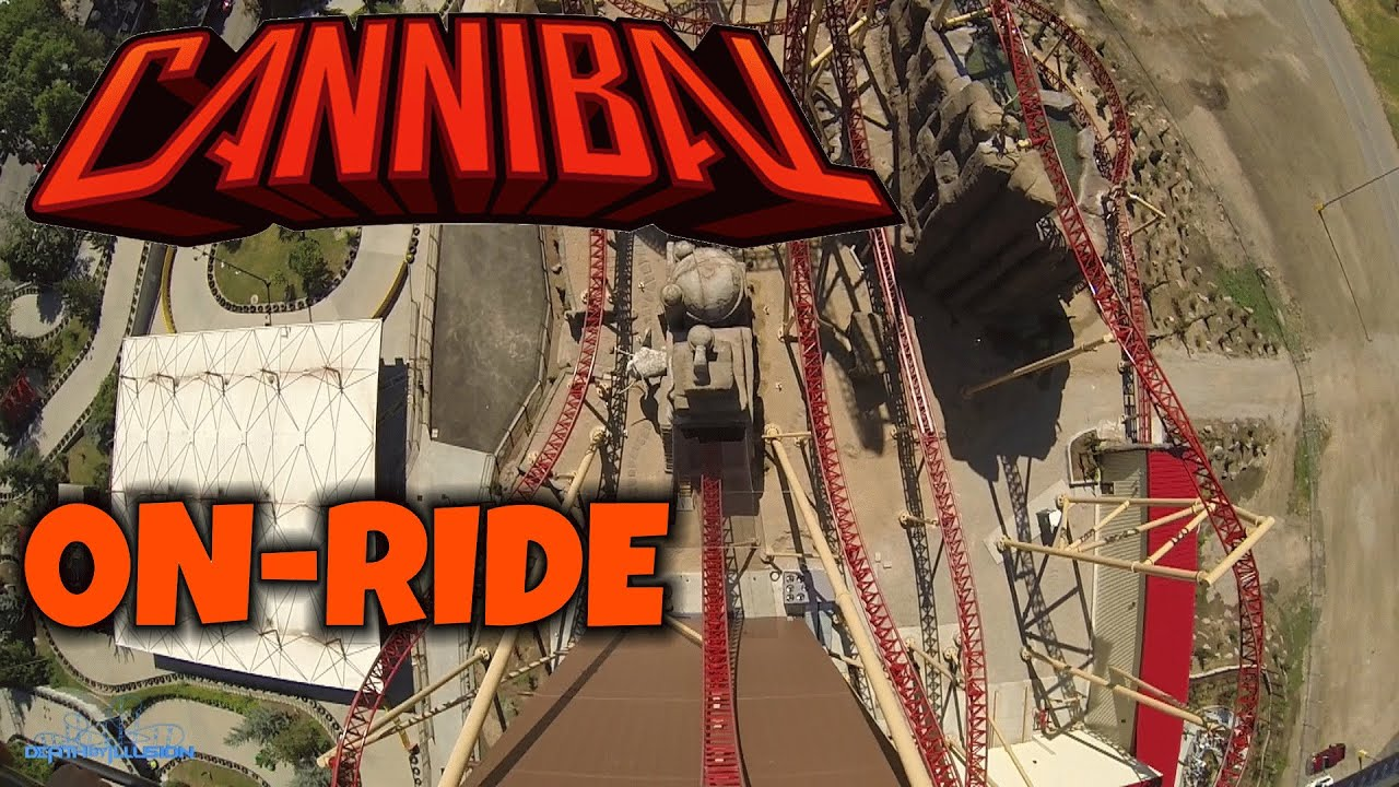 Download Cannibal On-ride Front Seat (HD POV) Lagoon Park