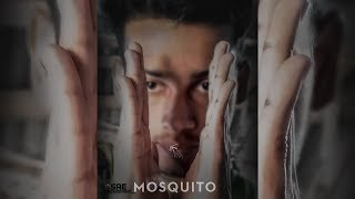 create a surreal flying mosquito photo manipulation