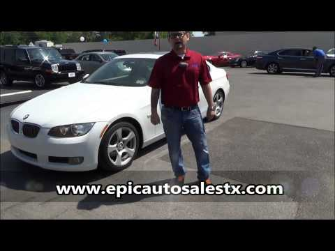 2007 BMW 328i - Used Car Dealership in Houston Texas