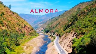 Peaceful place 😍 | lovecity Almora 🔥 | travel Vlog 🏞️
