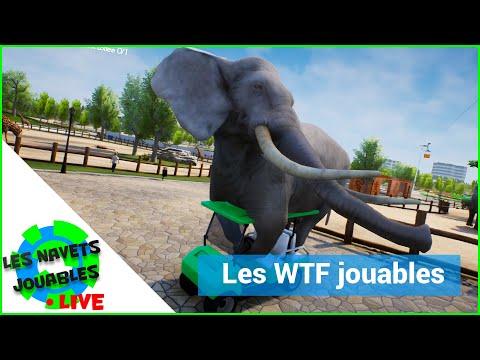 Les WTF Jouables - Les animaux se rebellent !