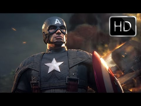 Captain America: Super Soldier - All...