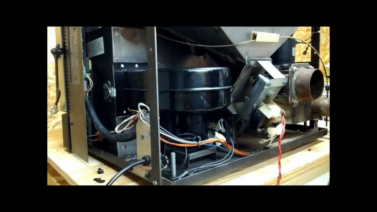 St Croix New Yorker Pellet Stove Auger Motor Cleaning