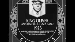 King Oliver and his Creole Jazz Band-Froggie Moore
