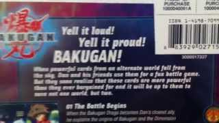 Unboxing Bakugan Vol.1