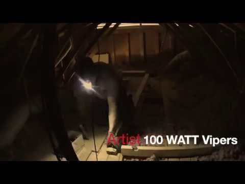 HVAC Install: Closet to Attic Relocation