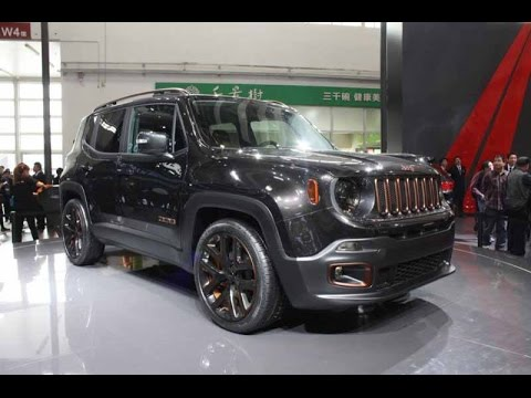 2017 jeep renegade zi you xia concept sporty youtube. Black Bedroom Furniture Sets. Home Design Ideas