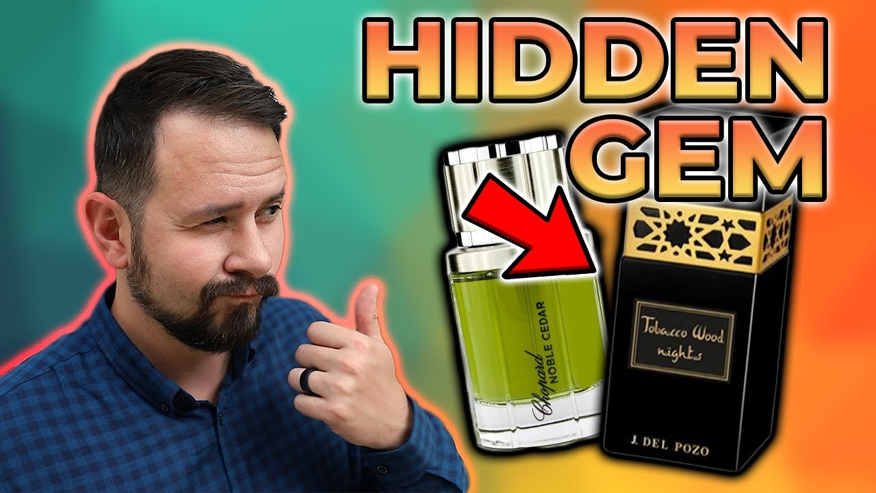 AWESOME MEN'S TOBACCO FRAGRANCE - JESUS DEL POZO TOBACCO WOOD NIGHTS + MORE