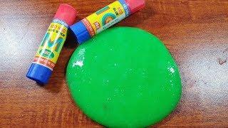 Cách Làm Slime Cực Dẻo Với Hồ Khô