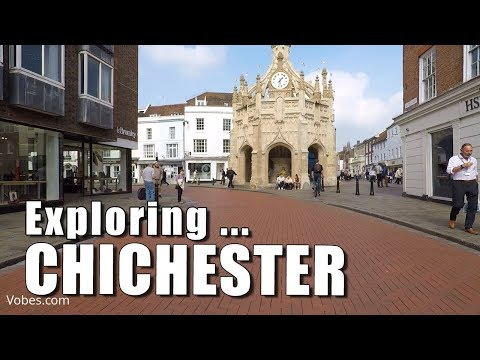 Walks in Sussex: Exploring Chichester