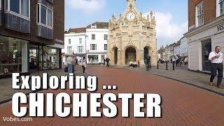 Walks in Sussex: Exploring Chichester