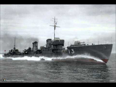 Destroyers of the Imperial Japanese Navy: Part 1
